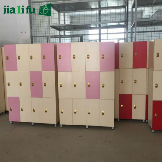 Jialifu Customized Colorful Aluminum Accessories School Lockers pictures & photos