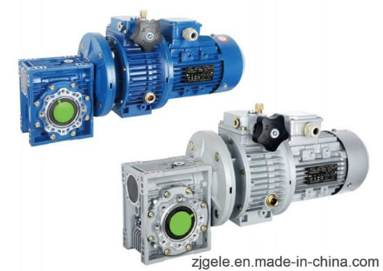 Combination Gearbox of Stepless Speed Variator with Gear Speed Reducer