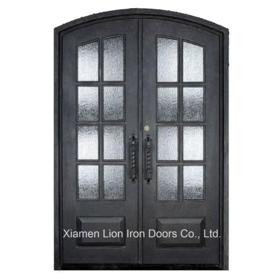 exterior steel double doors. Exterior Steel Double Iron Door Grill Safety Doors I