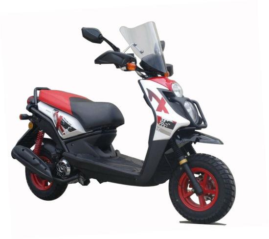 100cc/125cc/150cc High Speed Heavy Load Street Alloy Wheel Scooter (SL125T-C1)