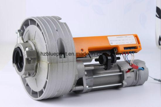 Central Motor for Rolling Shutter