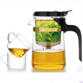 Cheap Pyrex Tea Set Glass Cup Set Glass Teapot Set Borosilicate Glass Tea Set