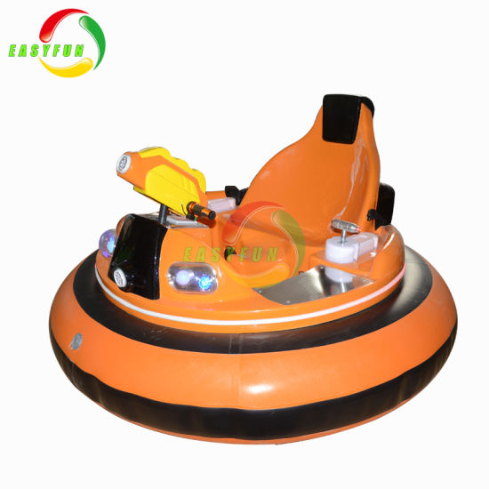 Inflatable Bumper Cars Children Outdoor Amusement Park Game Equipment Kiddie Ride Arcade Game Machine