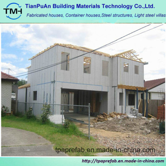 China Prefabricated House With Cement