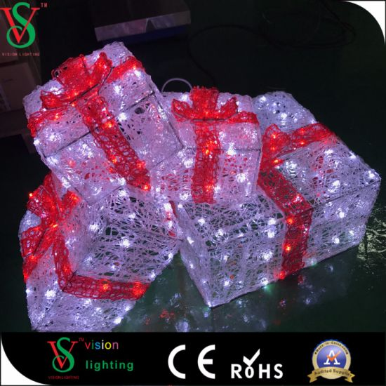 LED Christmas Lights for Outdoor Decoration with Ce