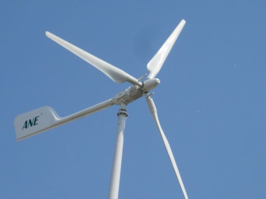 400-30kw Horizontal Axis Wind Turbine with Maglev Generator pictures & photos