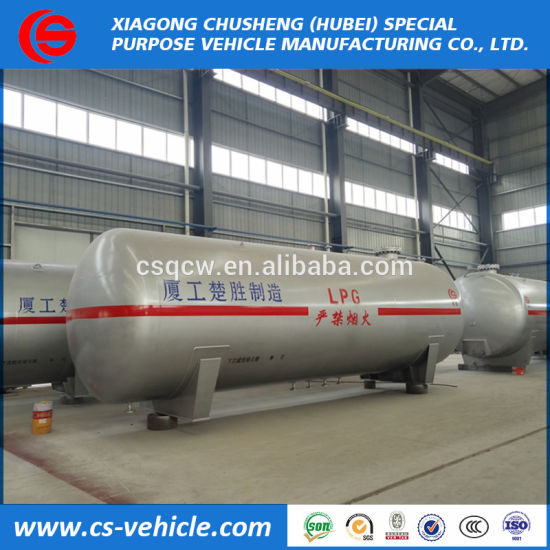 20cbm 20, 000liters 10tons LPG Gas Bullet Tank Used LPG Gas Tank pictures & photos