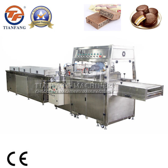 Chocolate Coating Machine (TTYJ1000) pictures & photos
