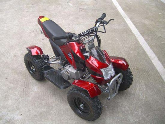 Best Christmas Gift 49CC Mini Gas Powered ATV (YC-5002) pictures & photos