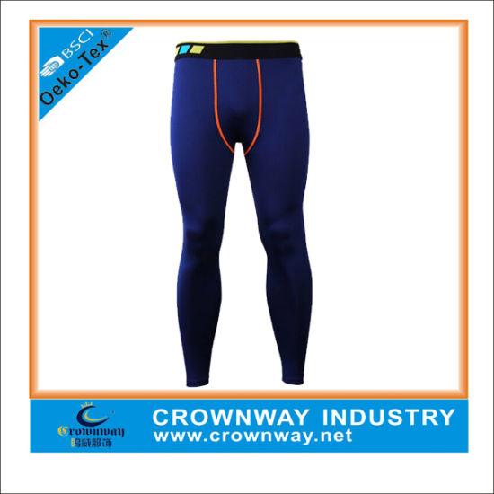 4c83b0c193 Custom Men Sports Wear Compression Tights Fitness Pants pictures & photos