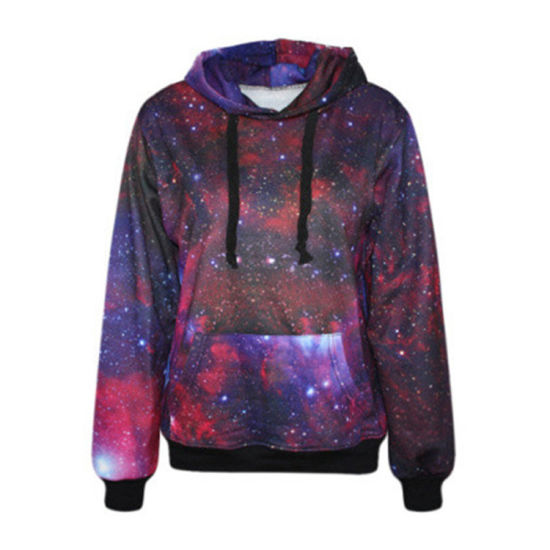 Full Sublimation Printing Custom Mens Cheap Hoodie Sweatshirts pictures & photos