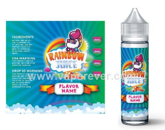 USA E-Liquid, E-Juice, Vape Juice, Vaporizer Juice  Contain No Diacetyl  Salt Nicotine Eliquid Refills
