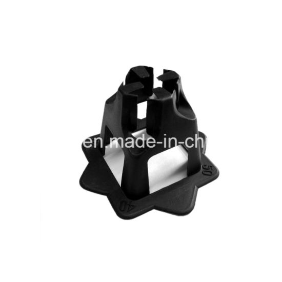 china pvc plastic wheel rebar clip spacer concrete rebar chair