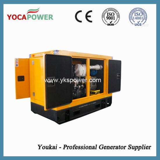 15kVA Generator Silent Air-Cooled Diesel Engine pictures & photos