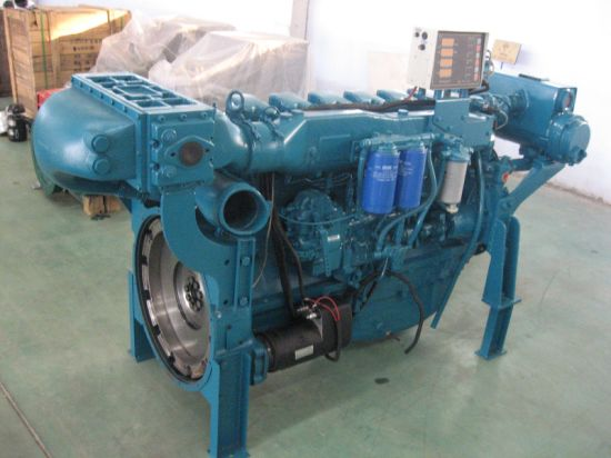 Wp10 10L Displacement Weichai Diesel Engine pictures & photos