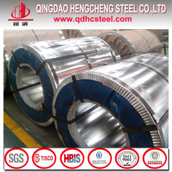 Galvanized Steel Strip with Regular Spangle Zero Spangle pictures & photos