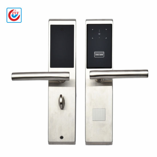 Stainless Steel Qr Code Appartment Door Lock. pictures & photos