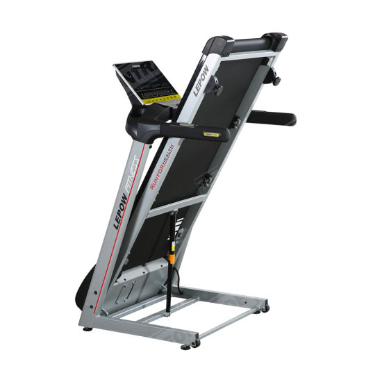 Smart Functional Folding And Lay Down By Buffer Desk Treadmill M1