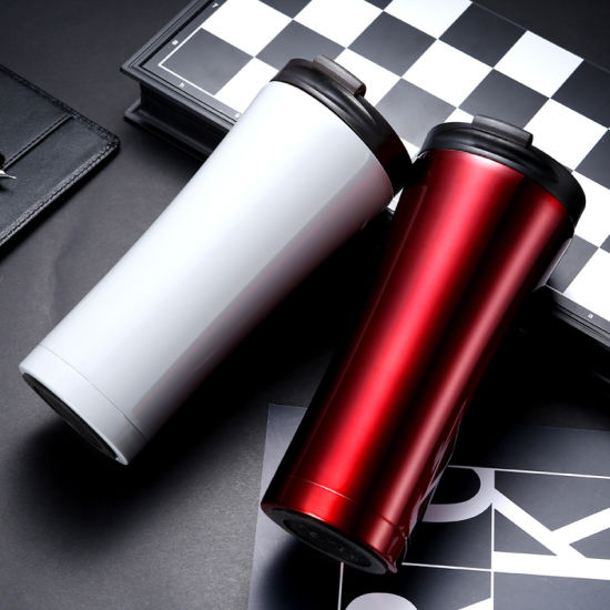 Stainless Steel Thermos Mug Insulated Metal Thermos Flask Water Cup