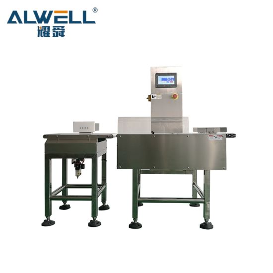 High Quality Automatic Checkweigher Conveyor/Inline Check Weigher for Medical Tablet, Capsule, Pouch, Health Treatment, Pharmacy