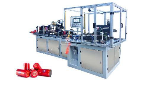 PVC Heat Shrink Film Wine Capsule Making Machine
