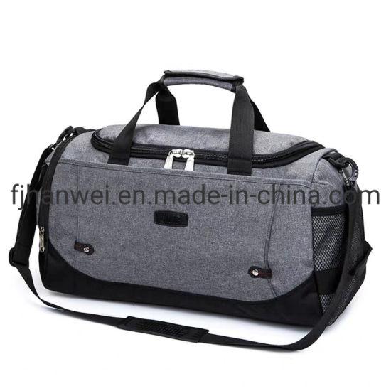 Hot Sale Fashion out Door Sport Leisure Tote Weekend Overnight Duffel Travel Bag Sport Bag Duffel Bag Gym Bag
