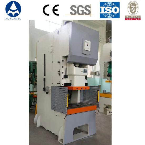 Jh21-63 Pneumatic Punching Stamping Power Press Machine for Metal Sheet