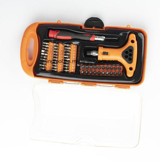 Jj-115 53PCS Screwdriver Tools Set Interchangeable Screwdriver Set