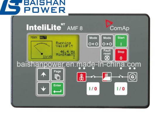 Hot Item Intelilite Amf 20 Amf25 Comap Controller Box Genuine Czech Republic Module