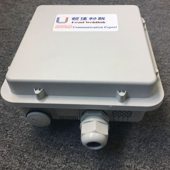 Industrial Outdoor Wireless WiFi Router with 10dBi High Gain Antenna