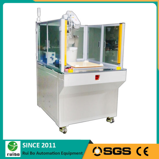 Flexible 6-Axis Robot Automatic Screw Tightening Machine Manufacturer for Electronics