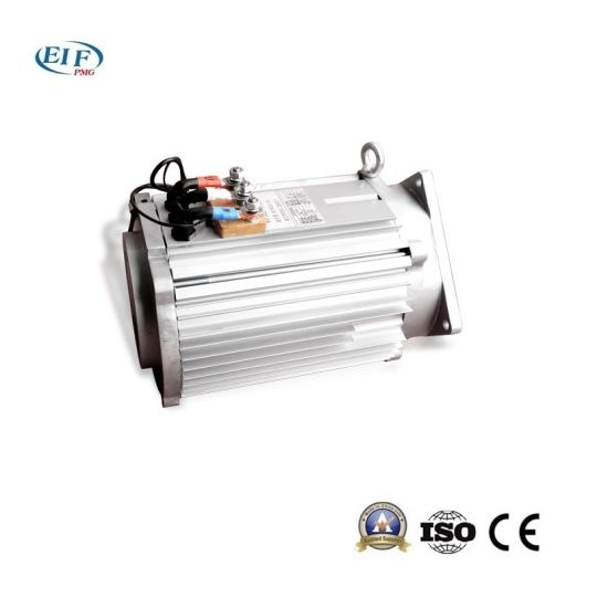 2kw 24V AC Motor for Water, Oil Pump with Portable DC Powered