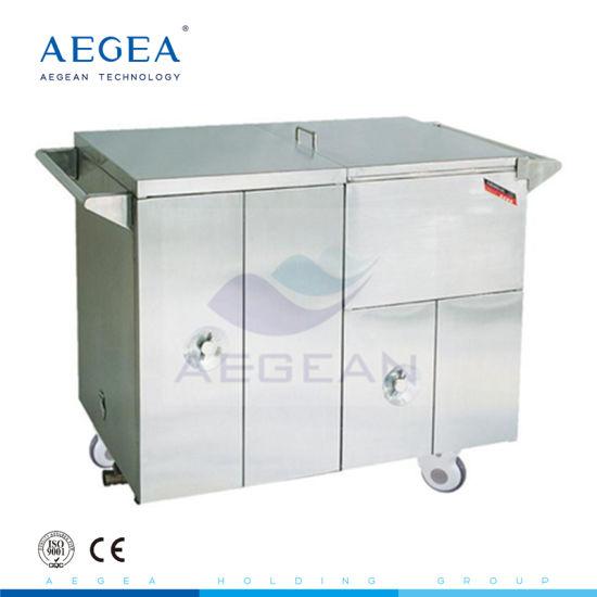 Heat Preservation Steam Deliverying Meals Hospital Food Warm Cart