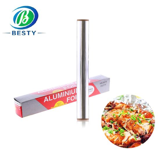 Aluminium Kitchen Catering Foil Tin Food GRADE Baking Oven Wrap 300mm X 5m