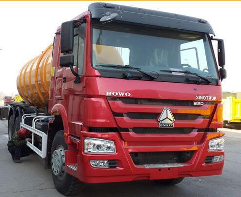 Vacuum Cleaning Truck/ Vacuumsewer Cleaner/ Vacuum Sewage Suction Truck Accept Custom