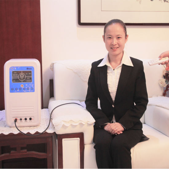 China Factory Potential Electic Field Therapy Machine for Headache, Insomnia, Osteoarthritis Pain, Spasm