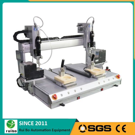 Desktop Pnuematic Screwdriver Assembly Machine with Best Price From China Manufacturer