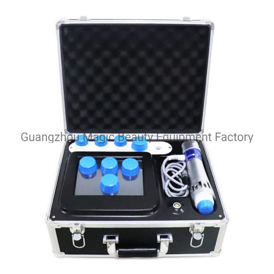 Factory Direct Sale Eswt Physical Therapy Shockwave Machine for ED