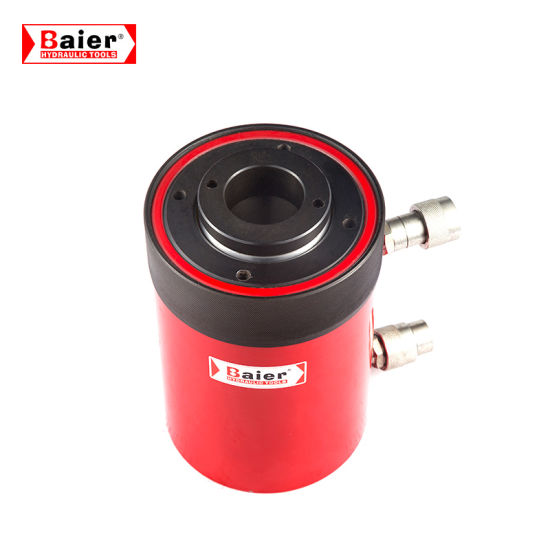 Single Acting Hydraulic Jack with Lock Function Lifting