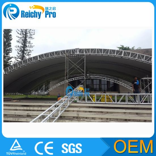 China Box Truss/Aluminium Truss Display Booth/Steel Roof Trusses for