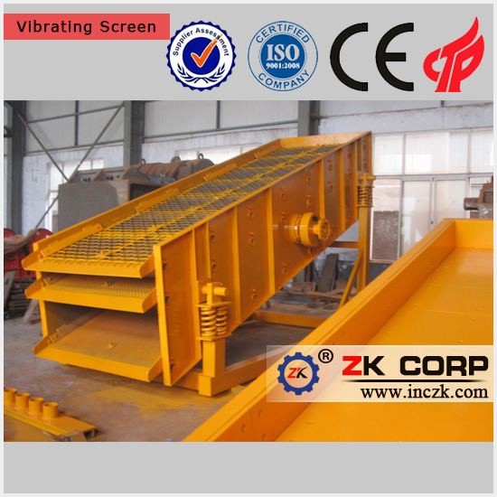 Ya Series Circular Vibrating Screen/Widely Used in China Vibration Sieve