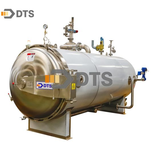 Food Equipment Autoclave Sterilizer for Food and Beverage Production