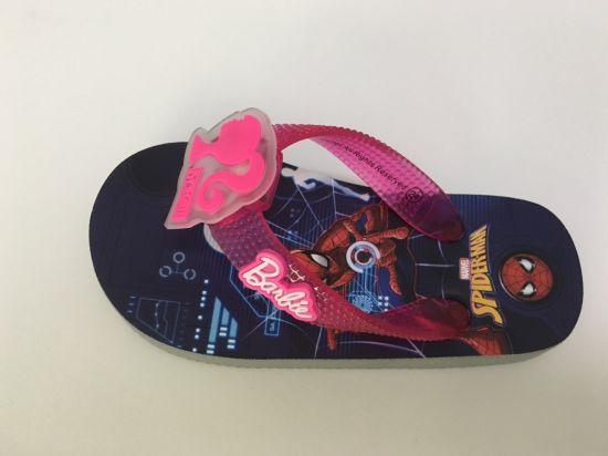 Factory OEM Design Beach PVC EVA Flip Flops Ladies Slippers and Sandals Flip Flops for Kids/Girls/Boys Flip Flops for Children