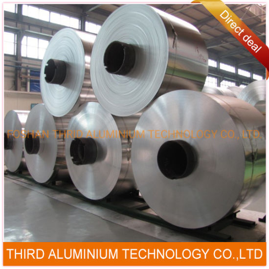 5052/3003/1060/1050 Alloy Aluminum Coil Factory in China