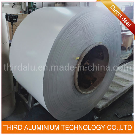 3003 Color Coated Aluminum Sheet Coils for Aluminum Composite Panel