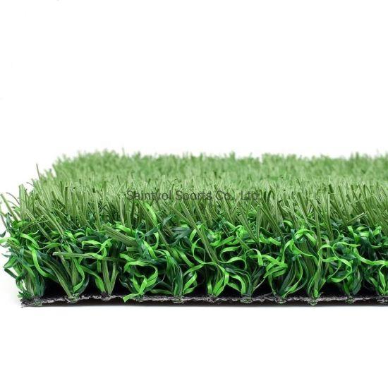 25mm 21000 Density Free Filling Football Grass Artificial Grass