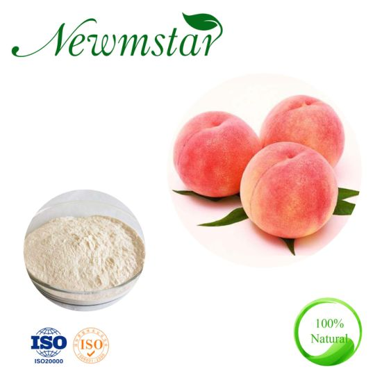 Powdered Herbal Extracts Peach Powder with Solvent Extraction Extraction Type, Fruit Powder