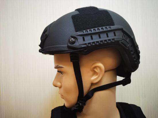 High Cut USA Nij Iiia Fast Aramid Ballistic Helmet