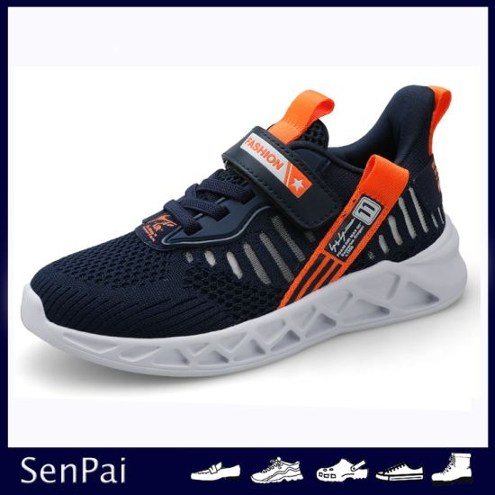 Design Jogging Sneakers Kid Shoes