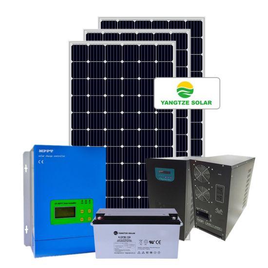 Yangtze 10kw off Grid Solar Mounting System